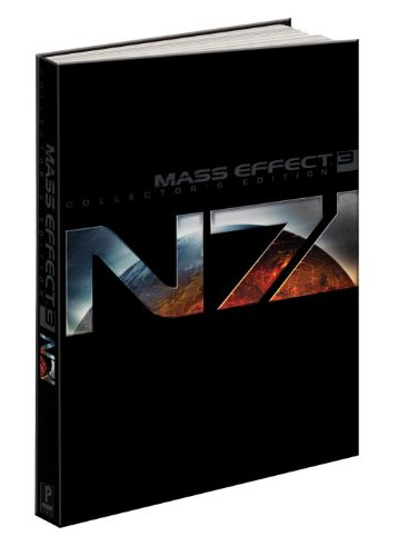 Preisvergleich Produktbild Mass Effect 3 Collector's Edition: Prima Official Game Guide