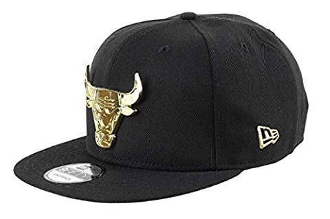 New Era - Chicago Bulls - 9fifty Snapback - Gold