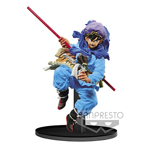 Ban Presto - Dragon Ball Z Figurine BWFC Journey West-Goku 14 cm