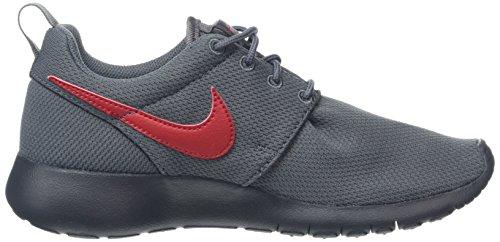Nike Roshe One Rosheone 599728-035 Turnschuhe Grau (Dark Grey/gym Red/anthracite)