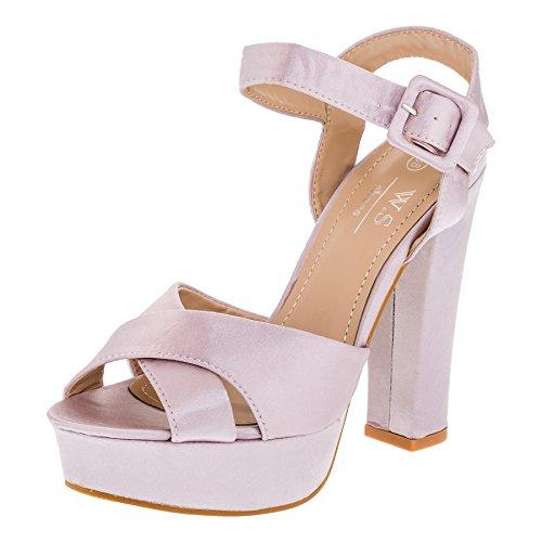 M364rs 39 EU WS Shoes A Collo Alto Donna Rosa Scarpe 7426848971587 5m5