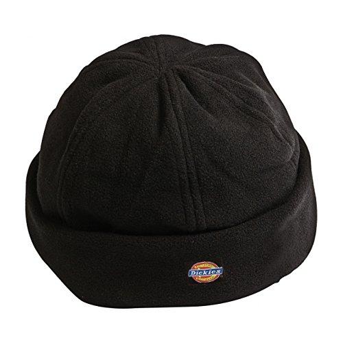 Dickies - Docker - Cappello in pile (Taglia unica) (Nero)