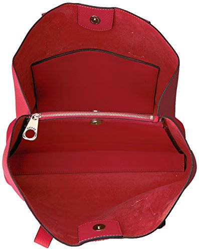 Guess Hwvg6954230, Borsa a Spalla Donna, 12.5x33.5x39 cm (W x H x L) Rosso (Poppy)