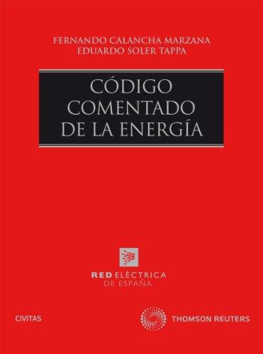 Código comentado de la energía (Códigos)