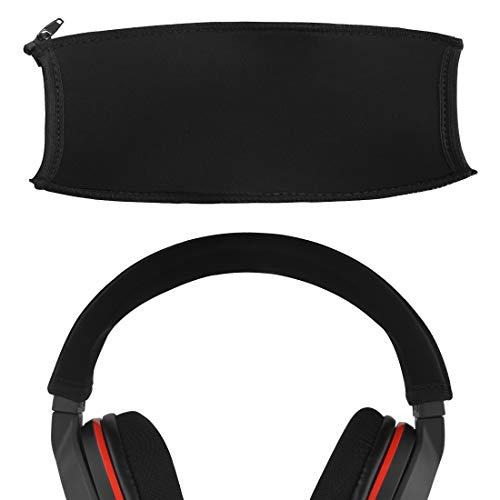 Geekria Coussinets de Remplacement, Compatible avec Turtle Beach, Casque de Jeu de Remplacement d'oreille Pad Headband Cover