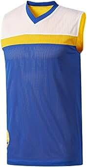 adidas B45465 Camiseta sin Mangas Golden State Warriors de Baloncesto 4bd6f501072