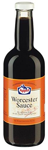 Appel - Worcester Sauce - 1000 ml
