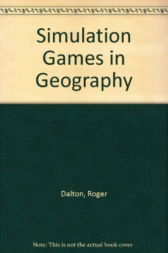 Simulation Games in Geography
