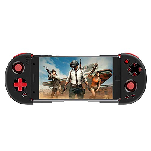 JIN Bluetooth Gamepad Selvaggia Tratto Mangiando Pollo Controller Turbo mit 6,2 Zoll Teleskop-Teleskop, kompatibel mit Android/Windows-System/Gaming-Konsole PS3 (Ps3-gaming-system)