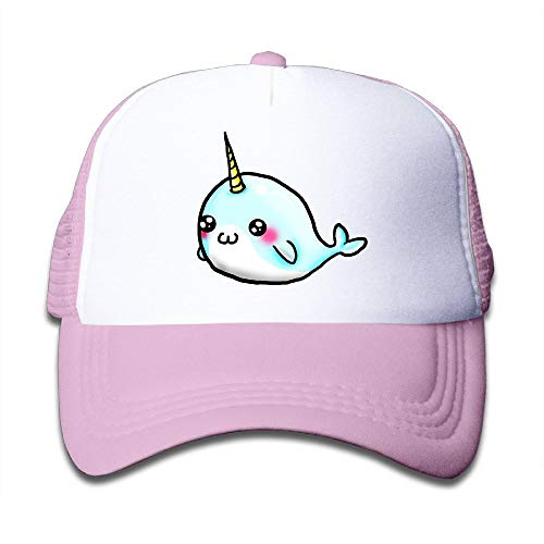 Party Socks QZJKW Nerd Cute Little Narwhal Children Kids Nylon Adjustable Baseball Cap One Size Fits Most