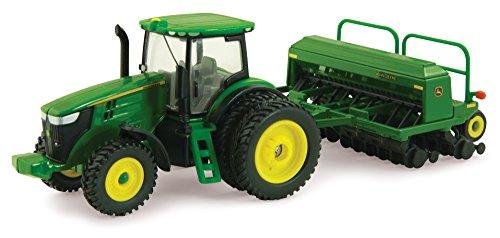 ERTL Sammlerstücke John Deere 7215r Traktor mit Maserung Bohrer (Traktor Sammlerstücke)