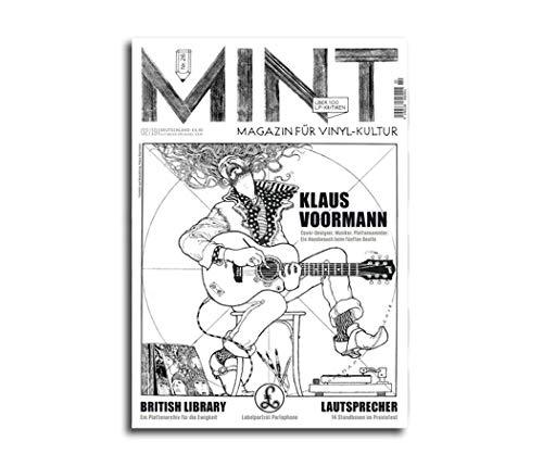 Mint Magazin - Vinyl-Kultur No 26 von Protected