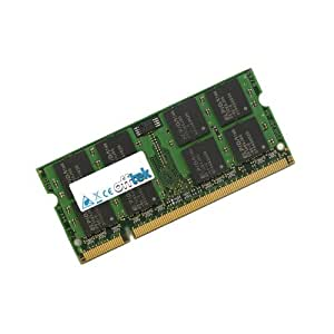 RAM 2Go de mémoire pour HP-Compaq Business Notebook nx7400 (DDR2-5300)