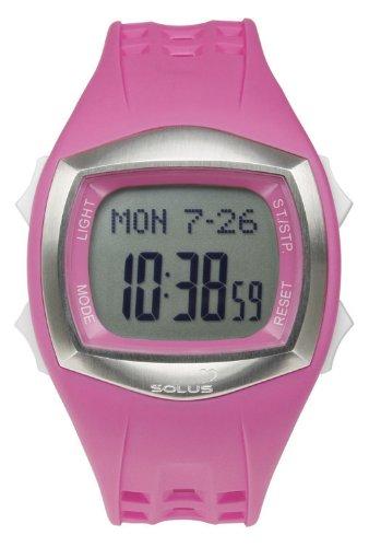Bernex SL-100-005 - Reloj digital unisex de plástico Resistente al agua