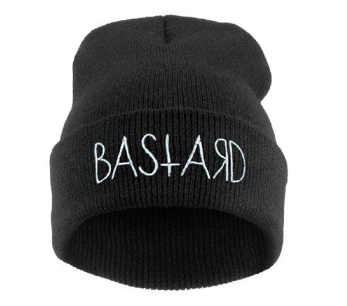 Preisvergleich Produktbild Beanie Bastard black