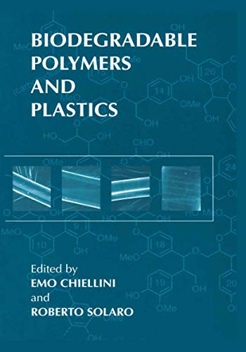 Biodegradable Polymers and Plastics: Proceedings of the 7th World ...