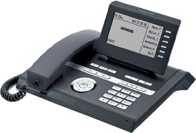 Siemens CUC155 OpenStage 40 HFA lava IP-Telefon