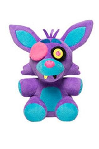 Five Nights at Freddy's: Plush - Foxy Blacklight (Purple)
