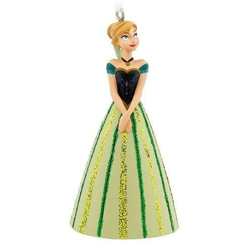 Disney Frozen Anna Coronation Dress Christmas Ornament by Disney