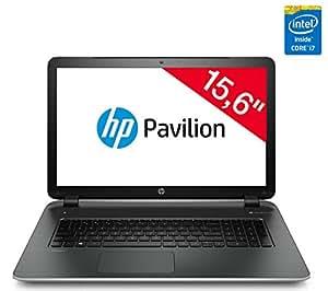 HP 15-P039nf - PC portable + Sacoche Laptop P15LP10 - noir