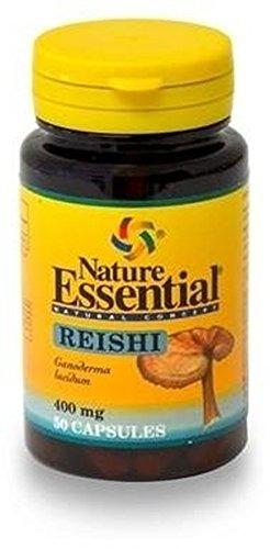 Reishi 400 mg. 50 cápsulas