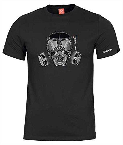 Pentagon T-Shirt Gas-Mask