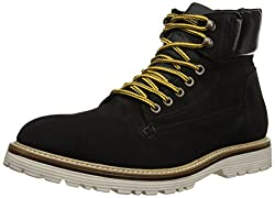 Kenneth Cole Reaction Tail Me Nu Boot Black 10.5 D(M) US