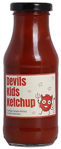 DevilsEye - Kids Ketchup Sauce Tomate Ananas Mango - 250ml