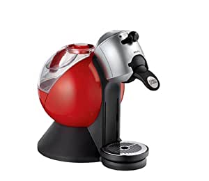 Krups YY1282FD Cafetière Dosettes Dolce Gusto Rouge
