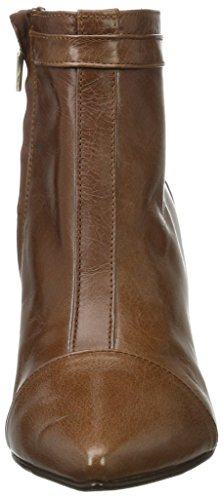 Noe Antwerp Ladies Nica Booty Boots Brown (bole Rossa)
