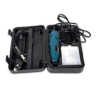 Mini Mehrzweckschleifmaschine Handschleifer 40 tlg Bohrmaschine