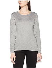 Damart T-Shirt Manches Longues Thermolactyl Double Chaleur, Camiseta Térmica para Mujer