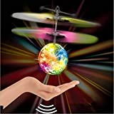 Rechargeable Flying Disco Whirly Ball with Hand Induction & Gravity Sensor