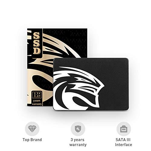 SSD HDD 2.5 SATA2 SATA3 SSD 60GB 120GB SSD 240 GB 500 GB 1 TB 2 TB interne Solid State-Festplatte für Computer-Laptop-PC,512gb