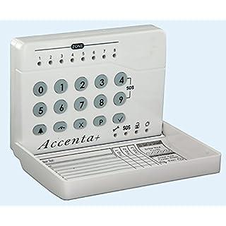 Honeywell 8EP416 Accenta White LED Remote Keypad