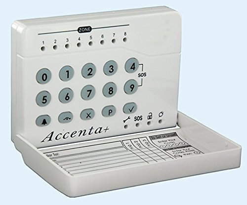 honeywell-8ep416-accenta-white-led-remote-keypad