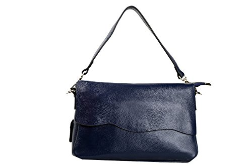 Borse Yy.f Pochette In Pelle Borse In Pelle Nuove Semplici Messenger Bag Ladies Fashion Borsa A Tracolla Multicolore Grey