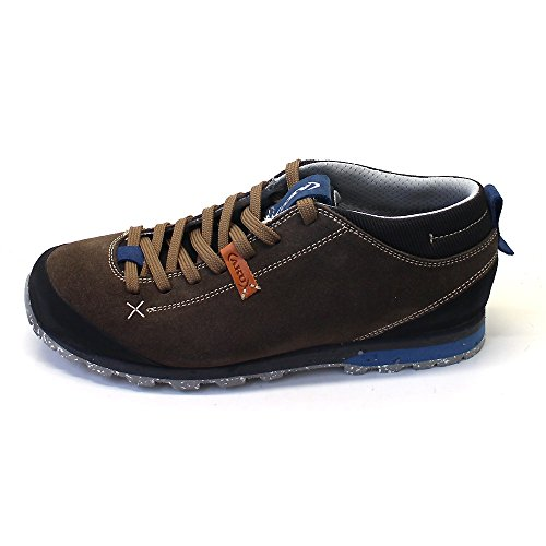 AKU Bellamont Suede, Chaussures Multisport Outdoor mixte adulte brown