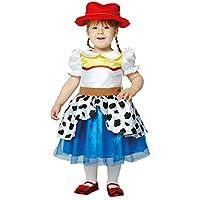 Amscan X dcjes03Niños de disfraces Jessie Premium, 62–68cm