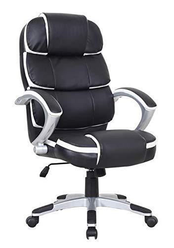Preisvergleich Produktbild Generic Computerstuhl,  PU-Leder,  hochwertig,  hochwertig,  hochwertig,  Design von XURY Designer