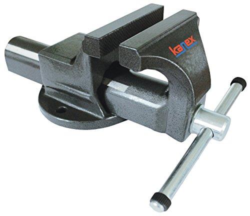 KANCA Kanex-Schraubstock, Stahl geschmiedet), 60210150125