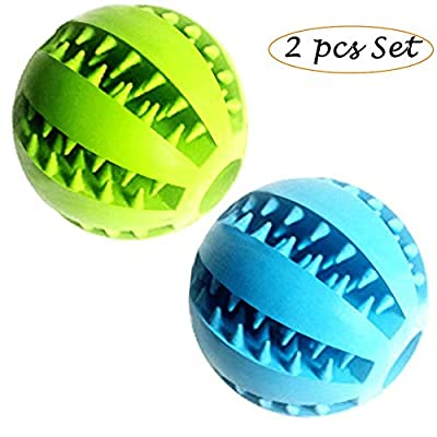 Feixun Pets Dog Treat Toy Ball, Rubber Dog Food Ball,Dog Tooth Cleaning Toy Ball, Interactive Dog Toys from Hangzhou Yuanfei Toys Co., Ltd