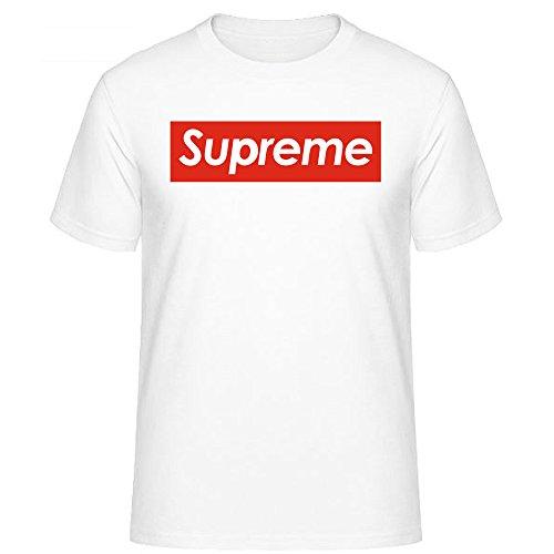 Supreme Germany T-Shirt Tshirt Weiss WRW Unisex. (M)