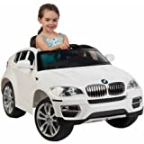 NEW SUPER BMW X6 6-Volt Battery-Powered Ride-On