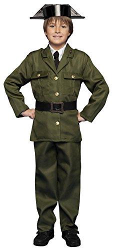 Disfraz de Guardia Civil 7-9 años