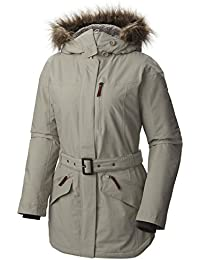 The North Face Chaqueta CARSON PASS II - mujer- gris claro (m)