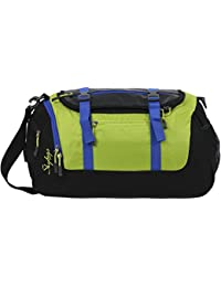 Skybags Polyester 49 cms Green Travel Duffle (DFTICTCGRN)