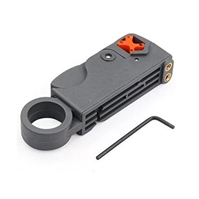 Rotary Coax Coaxial Cable Stripper Cutter Tool RG58 RG6 : everything 5 pounds (or less!)