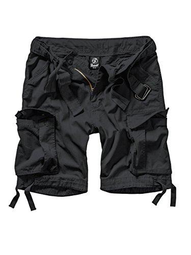 Brandit Herren Indian Summer Short, Größe:XXL;Farbe:Black (2)