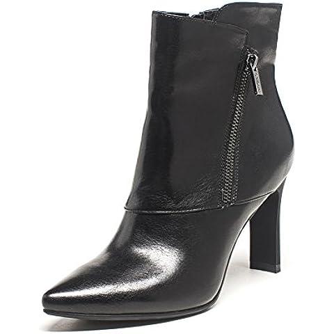 Zip scarpe moda inverno/ il quotidiano punta con tacco alto/ stivali